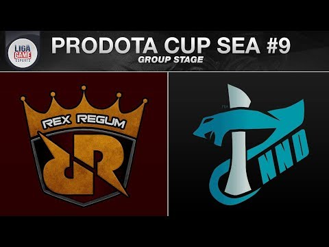 Dota 2: Rex Regum Qeon vs TP.NND @Pro Dota Cup SEA #9 Group Stage with Justincase & Auday