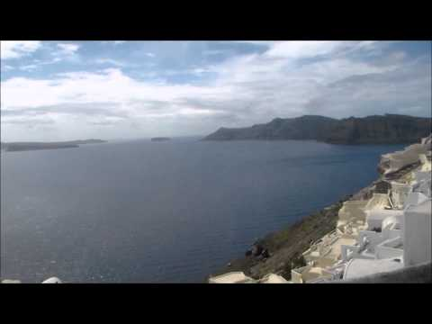 Thomson Spirit Ancient Affair Cruise 2015 - Day 4 Santorini, Greece