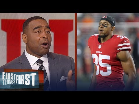 Cris Carter on Eric Reid: If he's not signed in June, there should be an outcry   FIRST THINGS FIRST