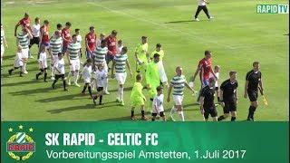 Rapid vs celtic: highlights und stimmen