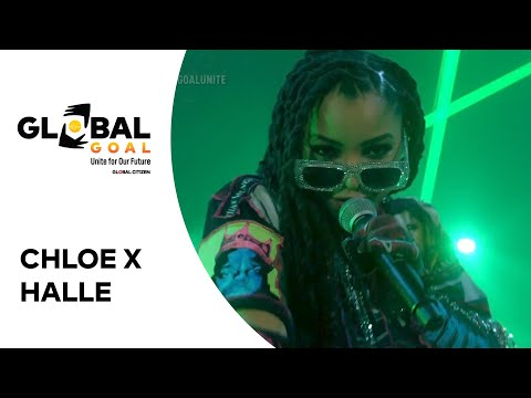 """Chloe x Halle Perform """"Rest of Your Life"""" 