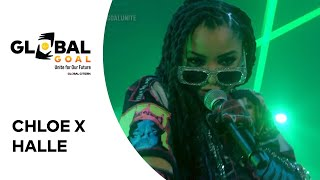 "Chloe x Halle Perform ""Rest of Your Life"" 