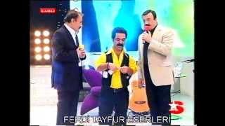 Ferdi Tayfur, Selami Şahin ve Çaycı Hüseyin komik diyaloglar Nette ilk!