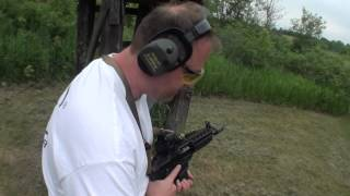 why we keep our muzzle pointed down range sig p556