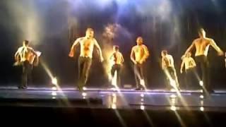 """Санкт-Петербургский театр танца 'Искушение' - """"Шоу под дождём"""""""