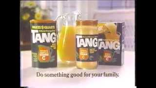 Florence Henderson 1978 Tang Breakfast Drink Commercial