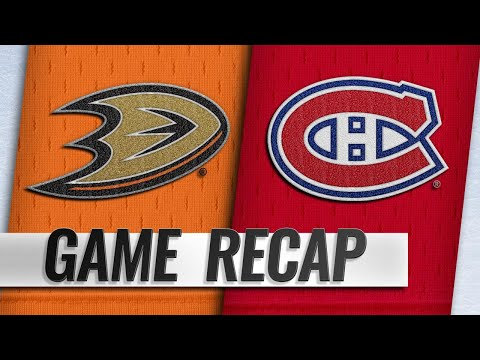 Gallagher scores twice in Canadiens' 4-1 win