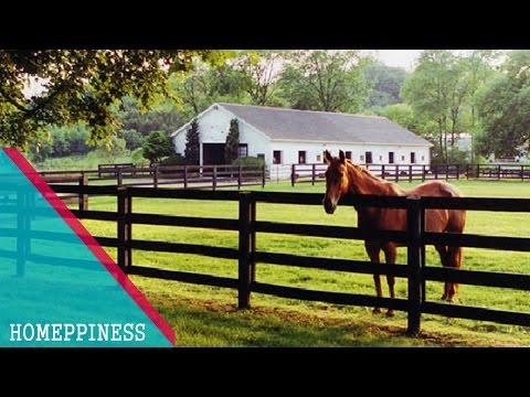 30+ Horse Fence Ideas That Are Easy To Make