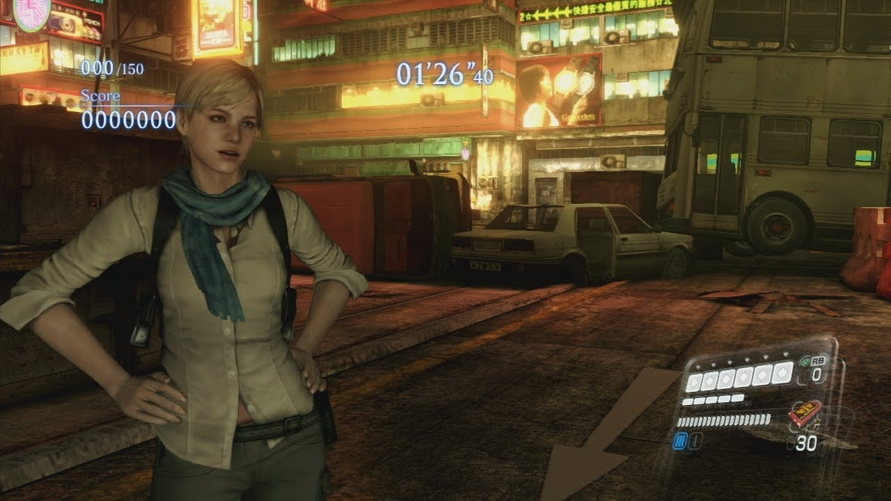 Resident Evil 6 All Character Taunts Youtube