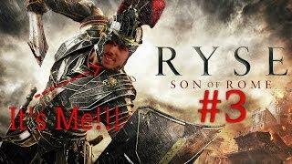 Ryse: Son of Rome - Xbox One - Gameplay Walkthrough - Part 3 - (NO COMMENTARY)