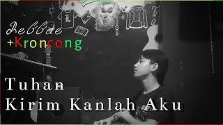 Munajat Cinta - KRONCONG MODERN | The rock Cover  ( Fahry SZ )