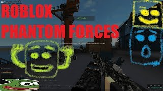 ROBLOX PHANTOM FORCES LUL
