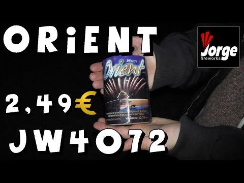 ORIENT JW4072 - JORGE | FEUERTOPFBATTERIE 2,49€