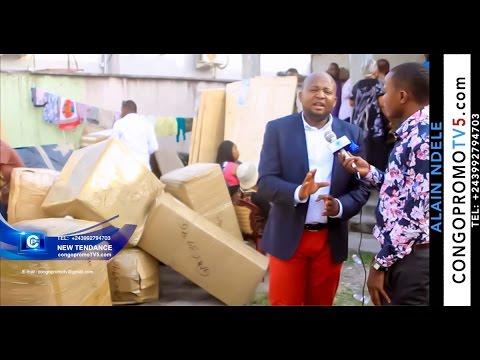 Bana Londre babouger Kinshasa basali makambo ya somo na agence ya GASTON TSHIENDA