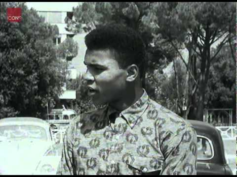 Muhammad Ali interview on his name