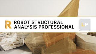 Autodesk Robot Structural Analysis 2017   3D View - Online Classes
