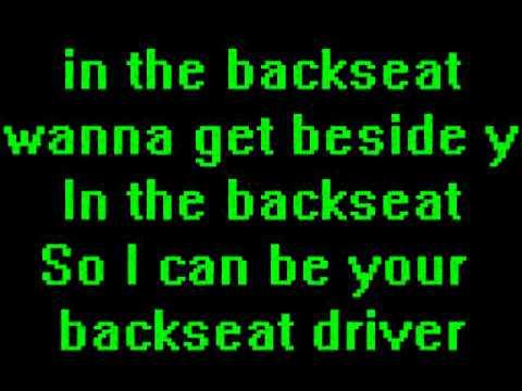 New Boyz-Backseat Lyrics