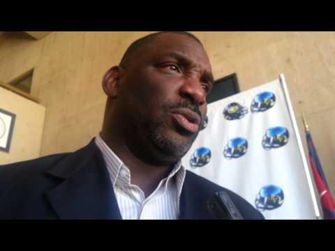 Doug Williams talks about black quarterbacks in the NFL