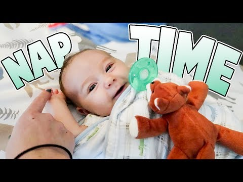 Adorable Baby Naps! | Family Baby Vlogs