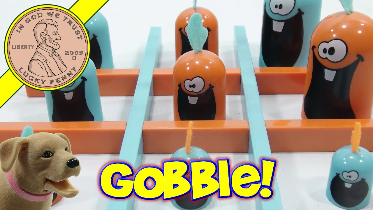 Gobblet Gobblers, Gobble Your Way To 3 In A Row!