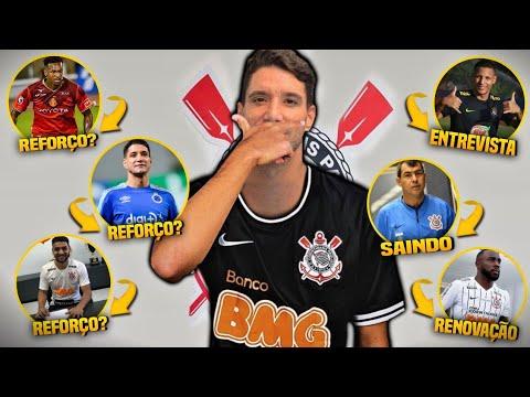 É DO TIMÃO!!! CORINTHIANS FECHA COM ARTILHEIRO, THIAGO NEVES NA MIRA, JÔ VOLTANDO PRO BRASIL E+!