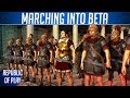 MARCHING INTO BETA! - Total War: ARENA