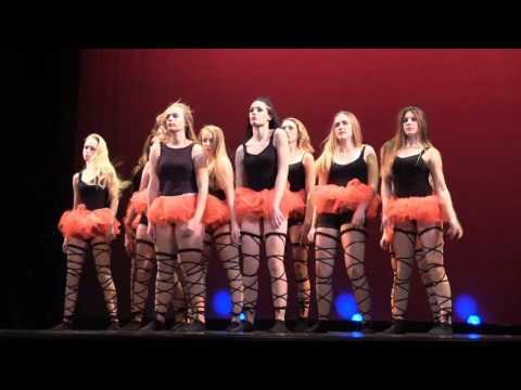 Colfax Modern Dance - Design Thinking