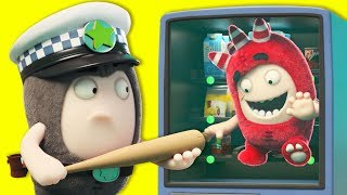 New Oddbods Episodes Compilation | FOODIE | Funny Cartoons For Kids | Oddbods & Friends