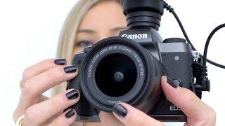Vlogging Camera - Canon EOS M5! | iJustine