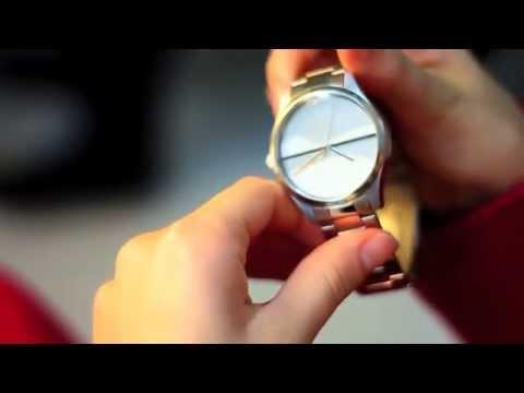 Coleção Passarela - Vitorino Campos | Relógio Ampulheta