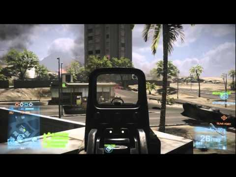 Battlefield 3 CONQUEST Gulf of Oman