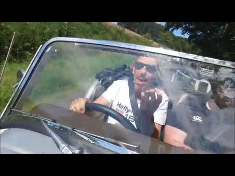 Drive A Morgan Before You Die: Bowcliffe Hall & The Yorke Arms