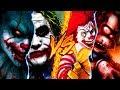 Capture de la vidéo Pennywise & Joker Vs. Ronald Mcdonald & Krusty ║ Combates Mortales De Rap ║ Jay-F Ft Varios Artistas