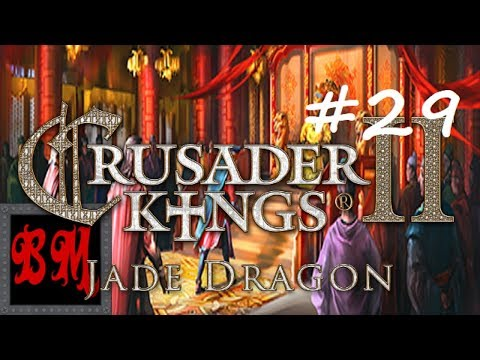 Let's Play Crusader Kings 2 Tibet Triumph - Part 29