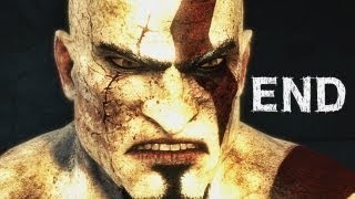 God Of War : Ascension - Ending [No Commentary]