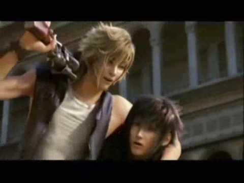 Final Fantasy-System of a down Chop Suey