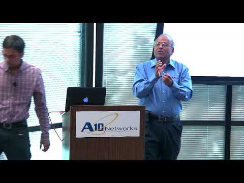 A10 Networks Technology Vision with Raj Jalan