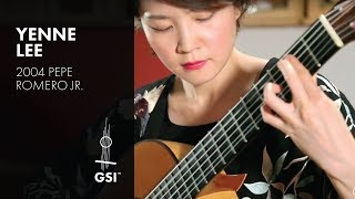 Autumn Leaves - Yenne Lee plays 2004 Pepe Romero Jr.