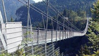 Highline 179 Hängebrücke Reutte Tirol 2019 GK