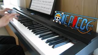 One Piece - Minato Mura Piano