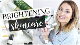 Skincare Products to Brighten Up + Even Out Your Skin   Kendra Atkins