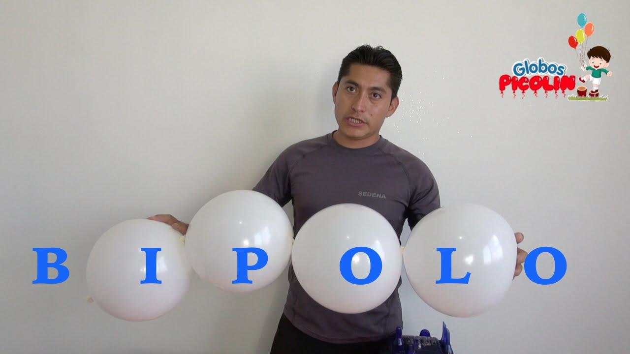 Haz tus propios globos bipolo con un globo normal 49 for Donde comprar globos
