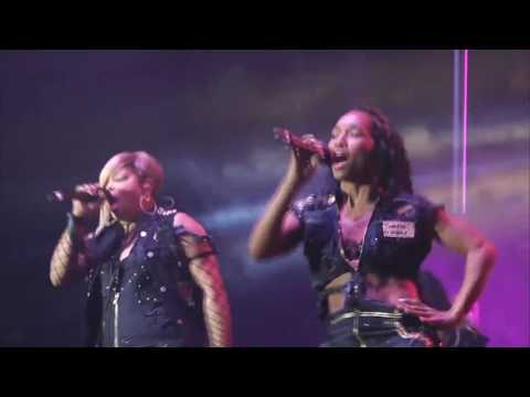 TLC - No Introduction (Live ) - 2017 *New Song*