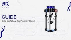 BIQU Magician 3d printer - Firmware Upgrade : Power Failure