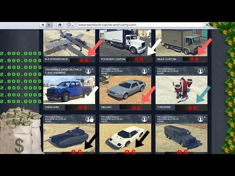 Comment Gagner Beaucoup D'argent Dans GTA 5 En Solo Sur Xbox 360