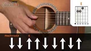 Esse Amor Em Mim - Restart (aula de violão simplificada)
