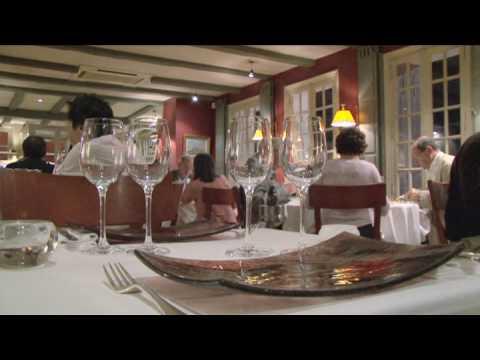 restaurant les flots gr gory coutanceau la rochelle youtube. Black Bedroom Furniture Sets. Home Design Ideas