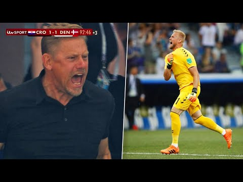 The Day Kasper Schmeichel Made His Father Peter Schmeichel Proud - GC10 Football