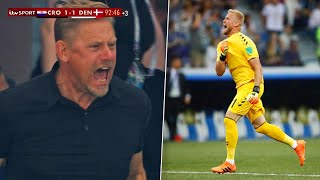 The Day Kasper Schmeichel Made His Father Peter Schmeichel Proud
