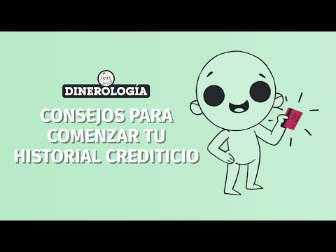 Tips para comenzar tu historial crediticio